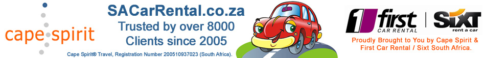 SA Car Rental - Cheap South Africa Car Rental